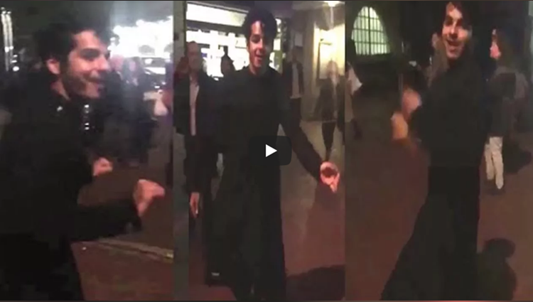 Shahid Kapoor Brother Ishaan Khattar Viral Dance Video 2017