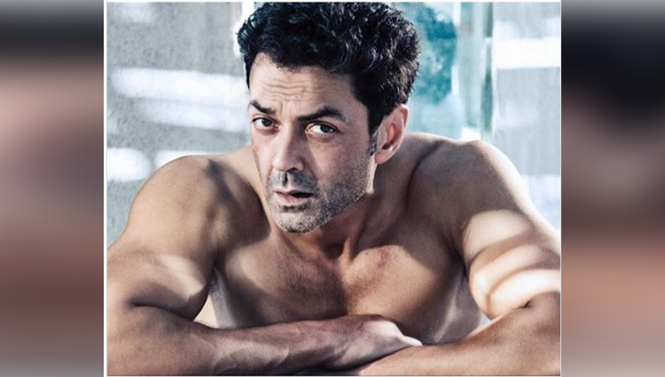 Bobby Deol Just Shared A Shirtless Pic Of His Newly Sculpted Body