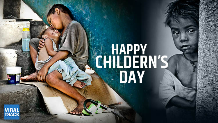 these children have no idea about childrens day