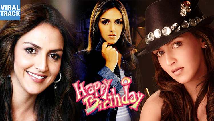 Happy birthday esha deol
