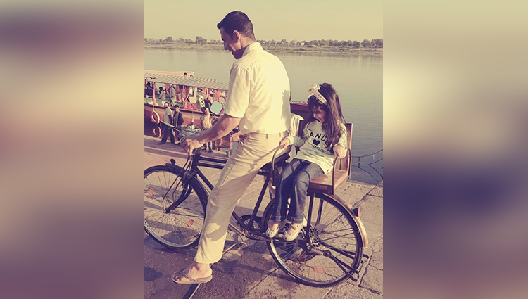 akshay kumar share his latest photo on instagram