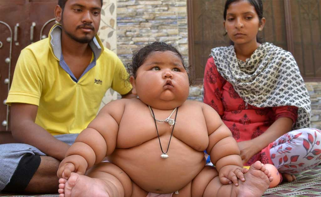 8 year old baby chahat kumar  punjab