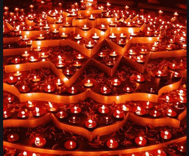DIWALI CELEBRATION REASON