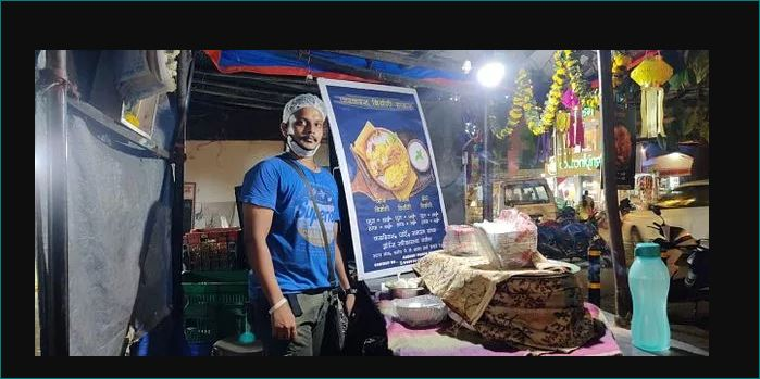 Cruise chef sets up biryani stall after losing job amid COVID19