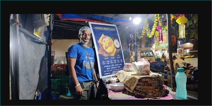 Cruise chef sets up biryani stall after losing job amid COVID19