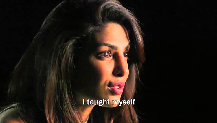 From A Common Girl To Bollywood Diva And Now Hollywood, See What Priyanka Chopra Has To Say About Her Life