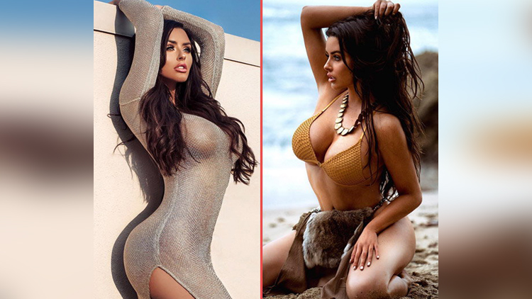 American Woman Abigail Ratchford Become Social Media Sensation