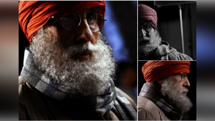 amitabh bachchan unrecognizable look for thugs of hindustan