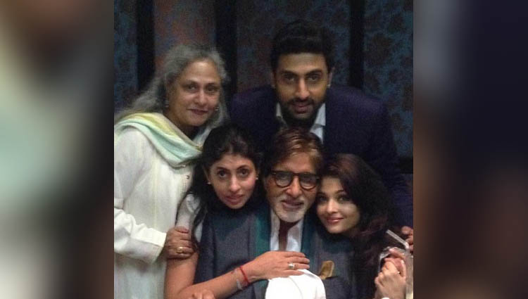 Stardom and Family Life can go Hand in Hand:  Amitabh Bachchan