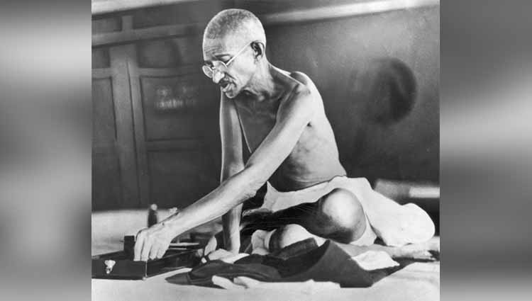 Today Is Gandhi Jayanti