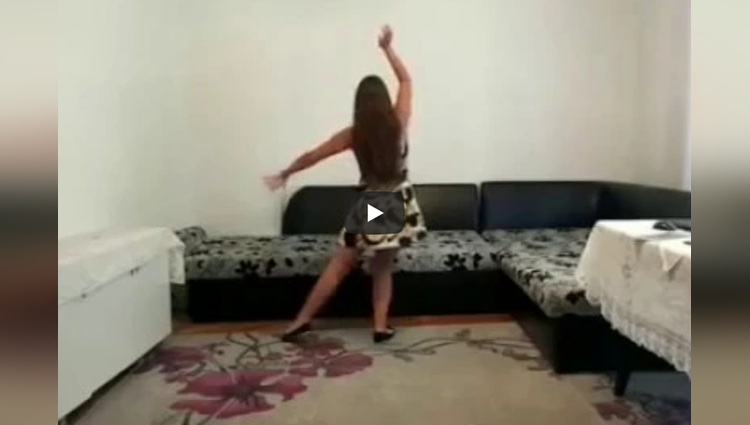 amazing dance video by girl