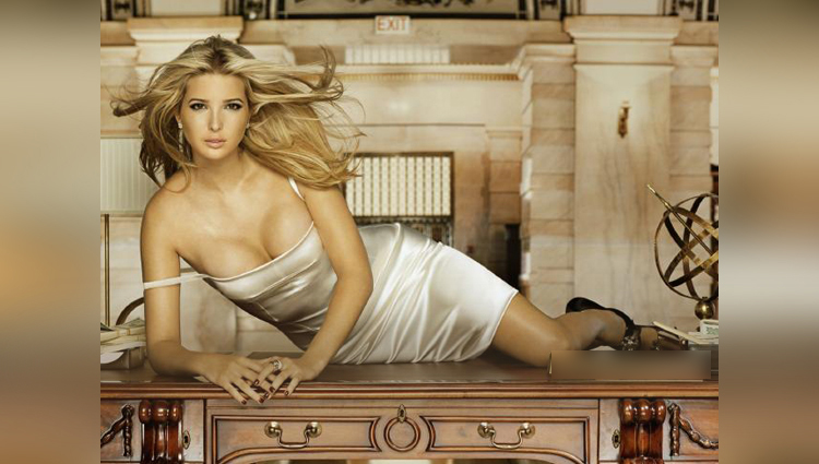 Sexy Ivanka Trump Pictures of the President Beautiful Daughter