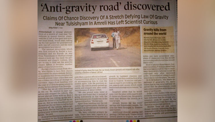 Let's Discover The Mystery Behind Tulsishyam!!!