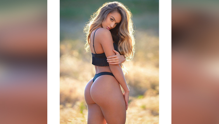 Belfie Queen Sommer Ray share her sexy photos