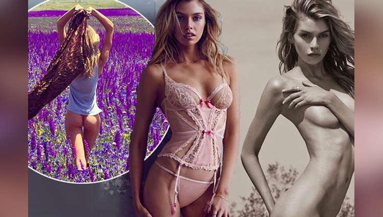 Stella Maxwell share her hot photos