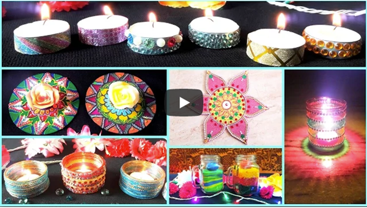 Diwali Decoration Ideas Easy and Creative Best Room Decor Ideas