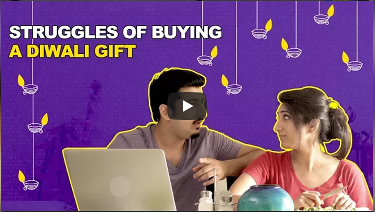 ScoopWhoop Struggles Of Buying A Diwali Gift