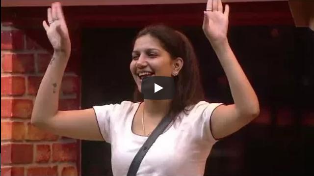 sapna choudhary dance at bigg boss house