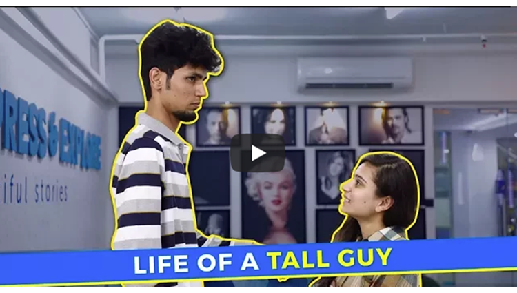 Life Of a Tall Guy Wittyfeed
