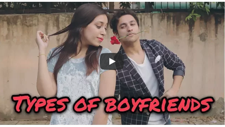 Types Of Boyfriends Harsh Beniwal