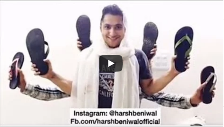 Harsh beniwal Instagram full series MAA KA PYAAR