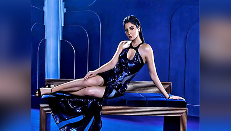 Anushka Sharma Photoshoot For Fashion Magazine