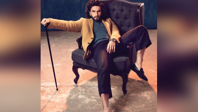ranveer singh latest photoshoot