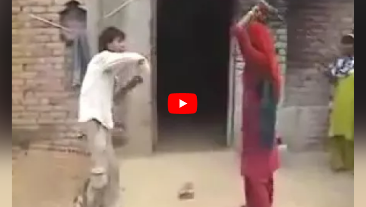 funny husband wife video on karwa chauth