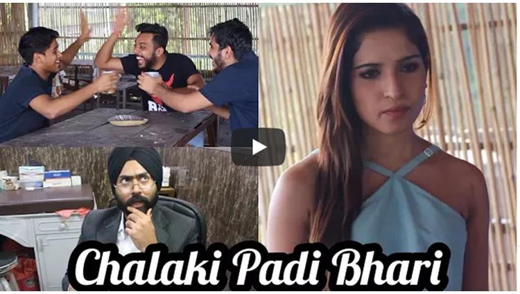 Chalaki Padi Bhari Feat Harshdeep Ahuja RealSHIT