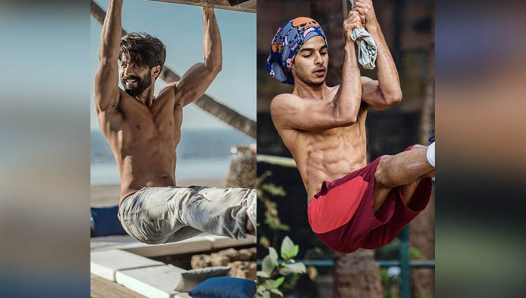 Ishaan Khattar is a hot duplicate of Shahid Kapoor