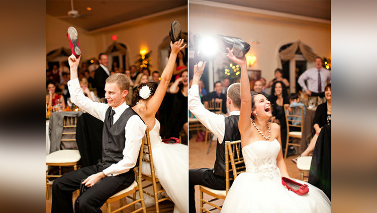 new wedding game between bride and groom very funny gone viral