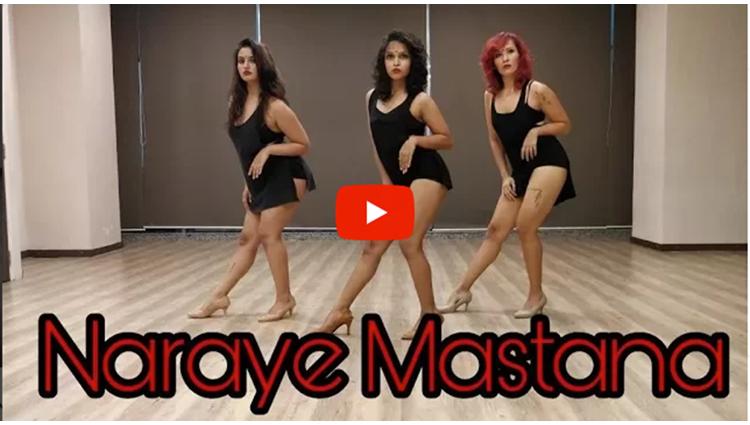 Naraye Mastana Monica Dogra THE BOM SQUAD Svetana Kanwar Choreography