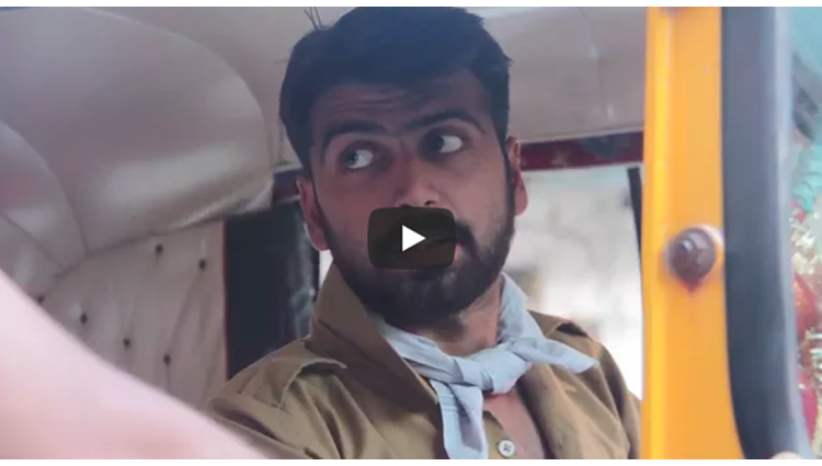 Most funny video by Aashish chanchlani when Rickshaw Wala Rejects You