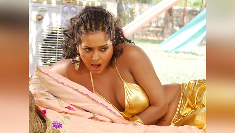 Anjana Singh hot actress in bhojpuri cinema