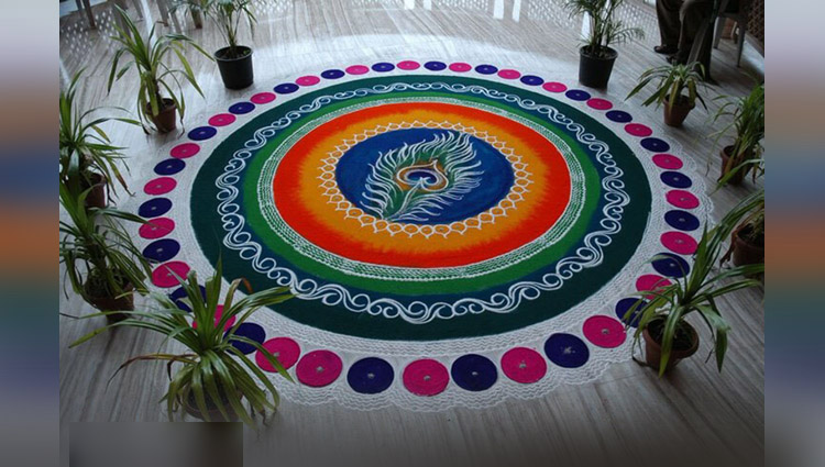 these rangoli Design best for this diwali