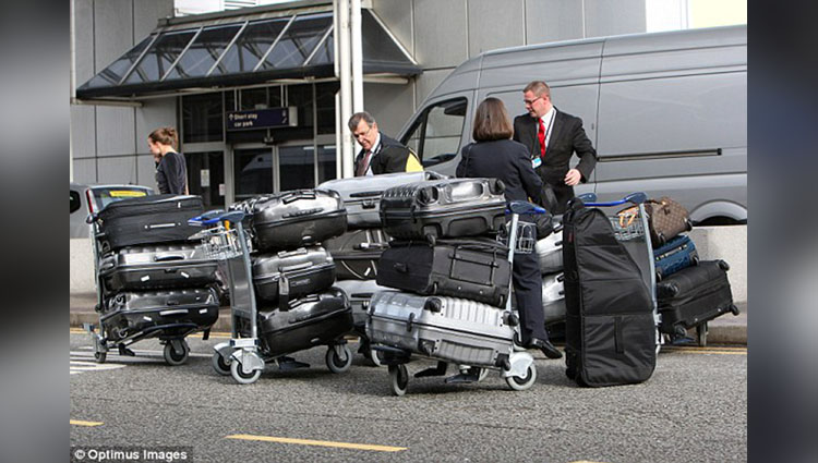 Are You Carrying A Right Suitcase?