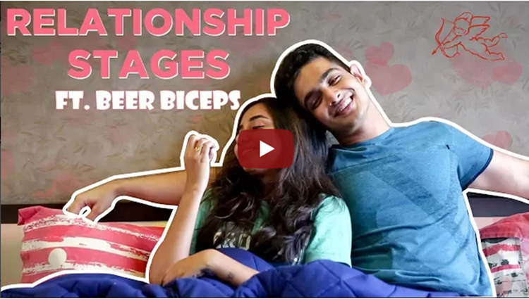 Stages of A Relationship ft Beer Biceps MostlySane