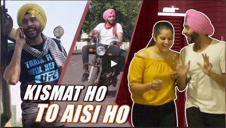 Kismat Ho Toh Aisi Ho SahibNoor Singh
