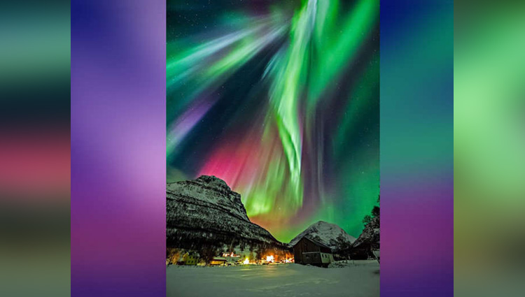 New Type Of Northern Lights Discovered