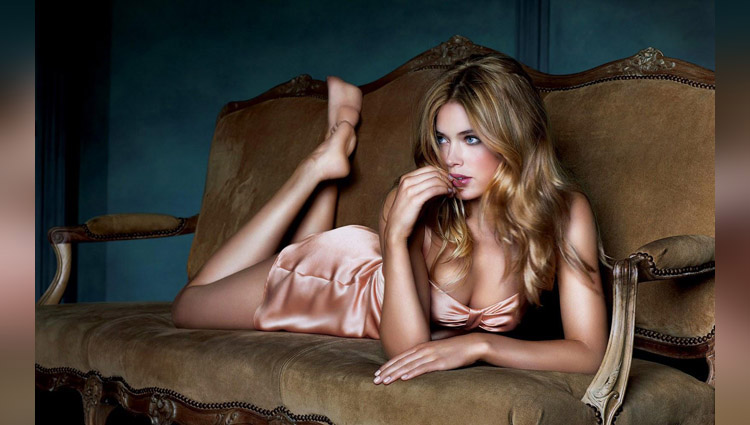Doutzen Kroes share her nude photo on instagram
