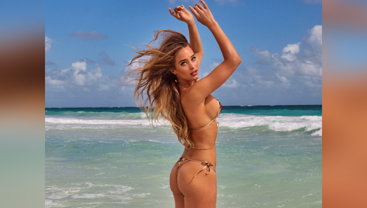 Hannah Jeter share her hot and nude photos