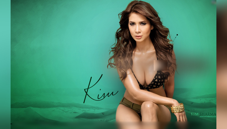 Kim Sharma hot photos