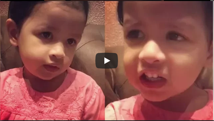 MS Dhoni Daughter ZIva Singing Malayalam Song Unseen Video