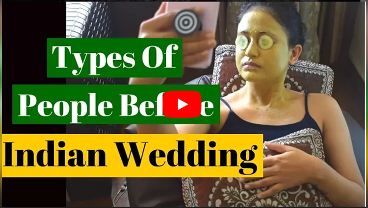 Types Of People Before Indian Wedding Captain Nick