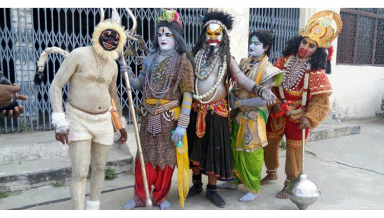 Meet the five muslim brothers from rajasthan who lead ayodhya shobha yatra