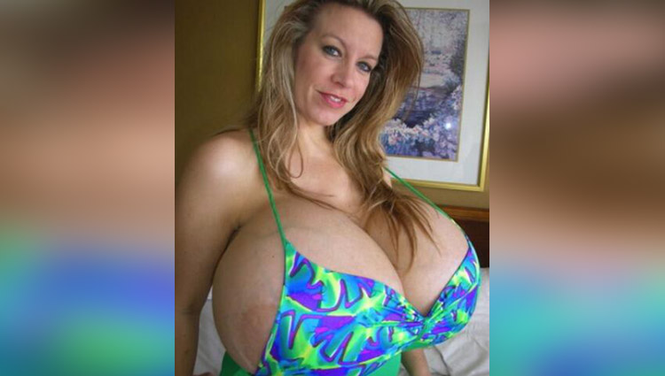 Chelsea Charms femous for her big boobs