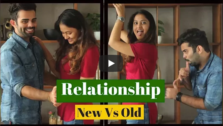 Relationship New Vs Old ftThe Rajat Code Captain Nick