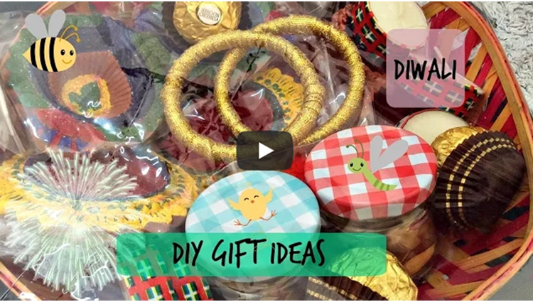 Diwali gift ideas 5 DIY options festive
