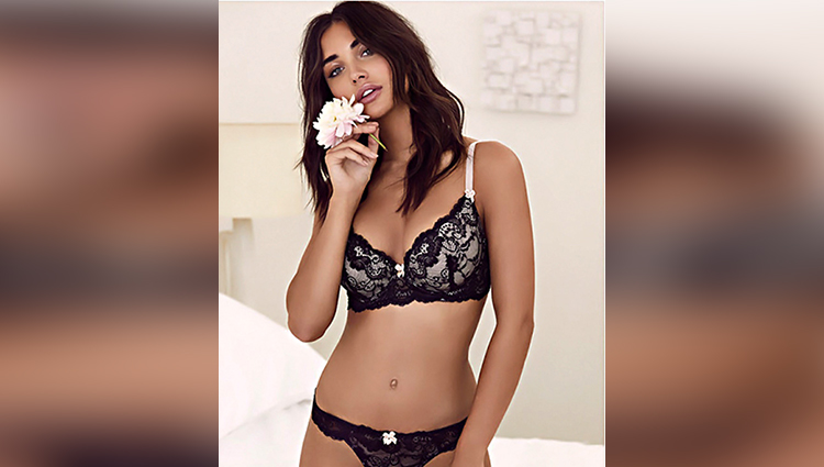 Amy Jackson has just dropped these hot photos from a new lingerie shoot