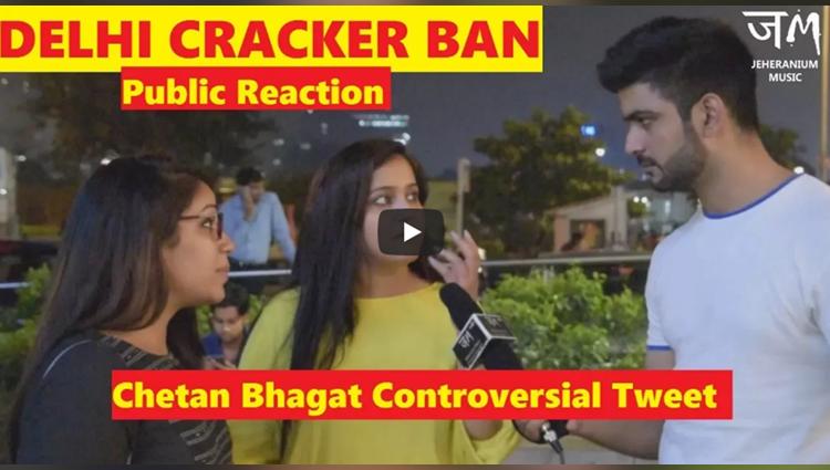 Cracker Sale Ban in Delhi NCR